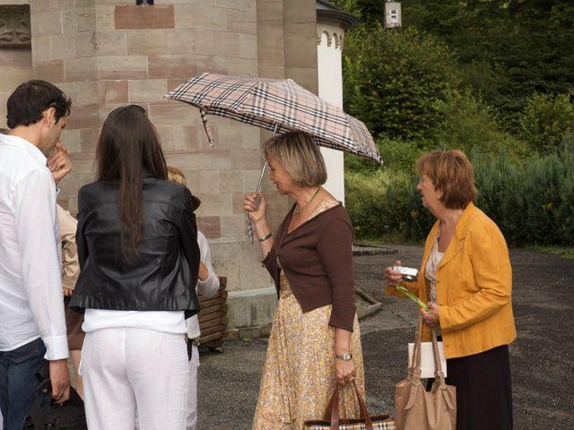 Le mariage de Julien et Aurélie à Masevaux, Haut Rhin 416