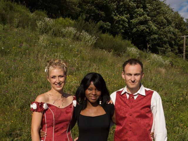 Le mariage de Julien et Aurélie à Masevaux, Haut Rhin 417