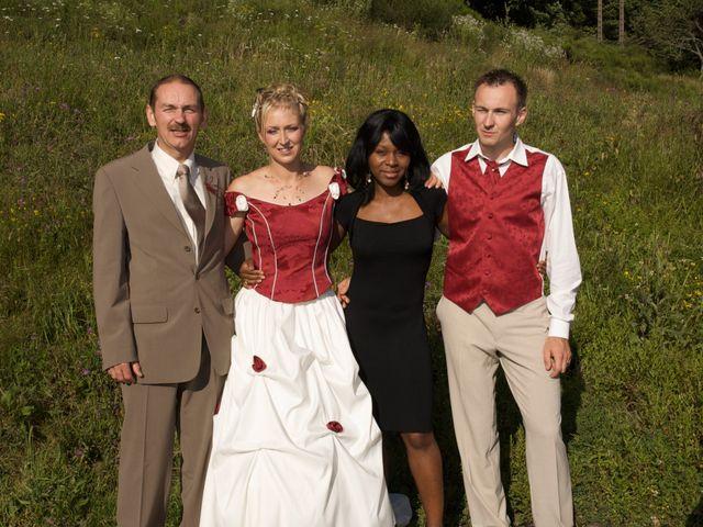 Le mariage de Julien et Aurélie à Masevaux, Haut Rhin 418