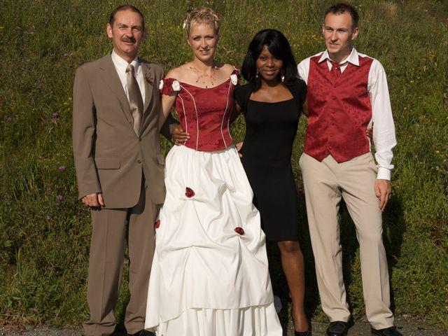 Le mariage de Julien et Aurélie à Masevaux, Haut Rhin 419
