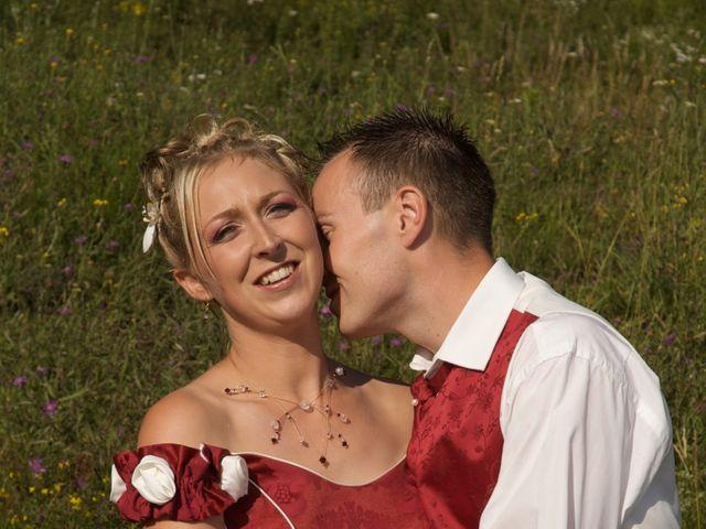 Le mariage de Julien et Aurélie à Masevaux, Haut Rhin 424