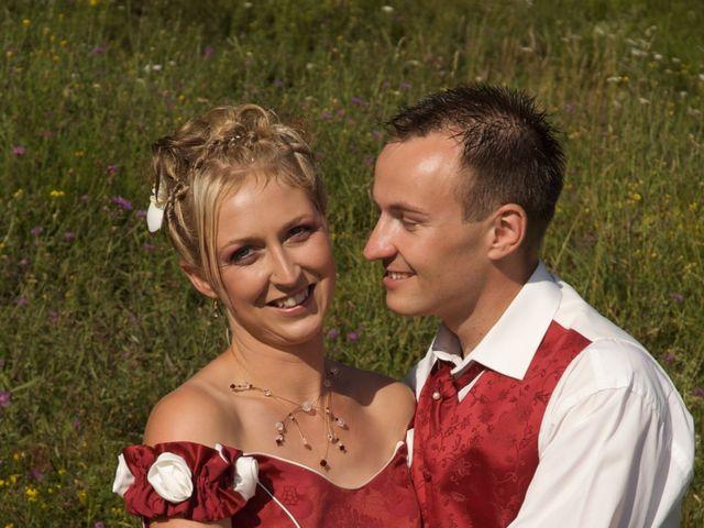 Le mariage de Julien et Aurélie à Masevaux, Haut Rhin 425