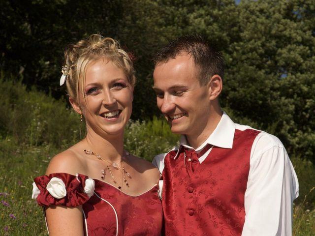 Le mariage de Julien et Aurélie à Masevaux, Haut Rhin 431