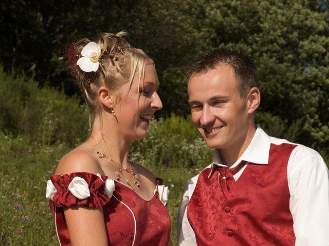 Le mariage de Julien et Aurélie à Masevaux, Haut Rhin 432