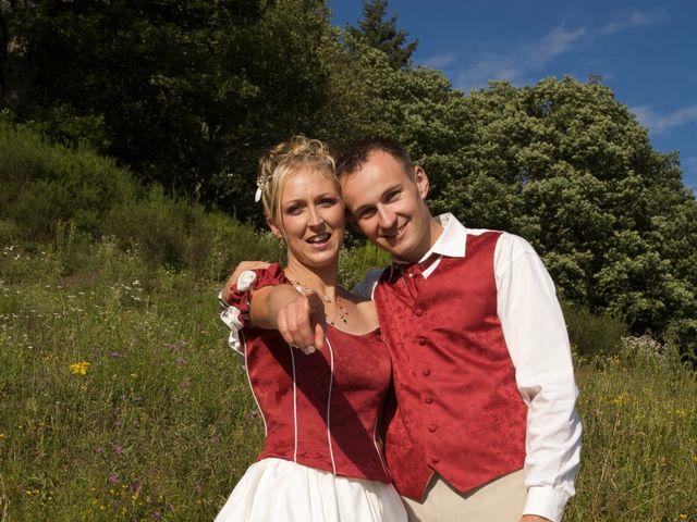 Le mariage de Julien et Aurélie à Masevaux, Haut Rhin 435