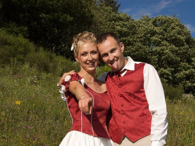 Le mariage de Julien et Aurélie à Masevaux, Haut Rhin 436