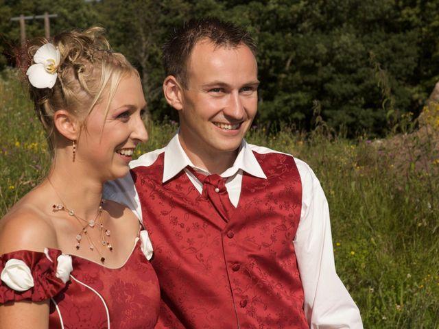 Le mariage de Julien et Aurélie à Masevaux, Haut Rhin 438