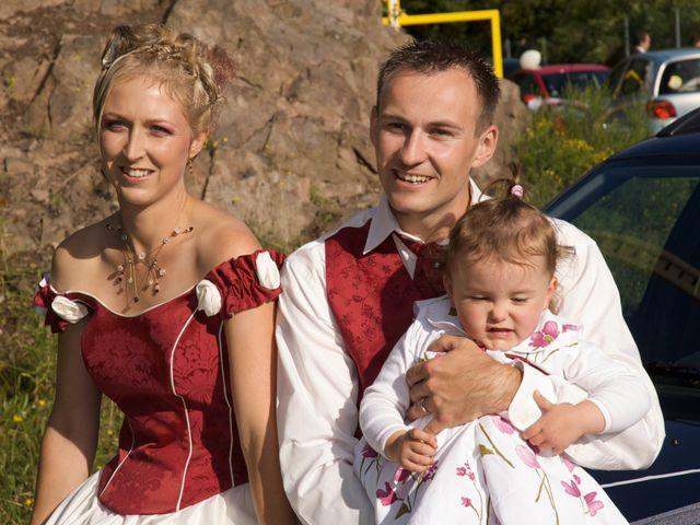 Le mariage de Julien et Aurélie à Masevaux, Haut Rhin 441