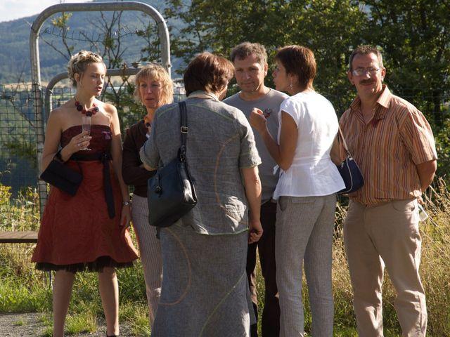 Le mariage de Julien et Aurélie à Masevaux, Haut Rhin 446