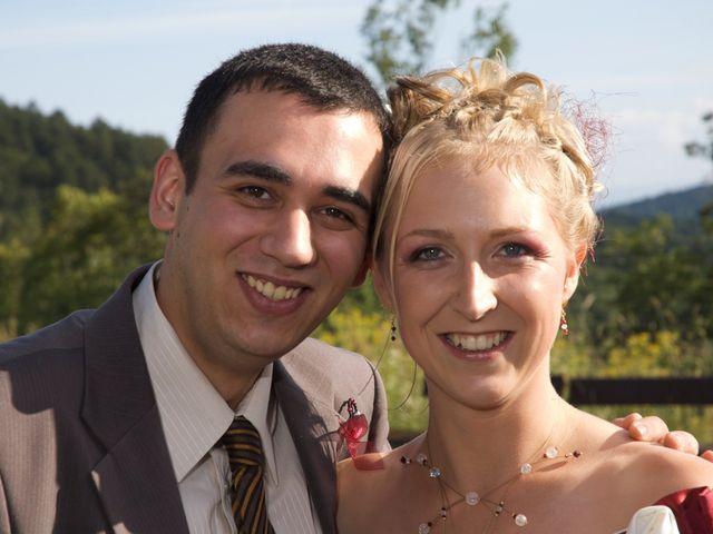 Le mariage de Julien et Aurélie à Masevaux, Haut Rhin 447
