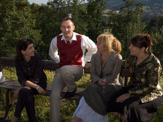 Le mariage de Julien et Aurélie à Masevaux, Haut Rhin 451