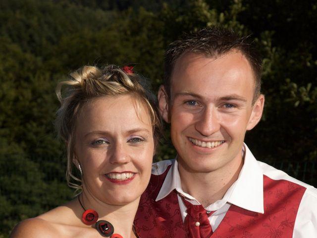Le mariage de Julien et Aurélie à Masevaux, Haut Rhin 456