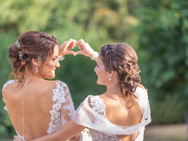 Le mariage de Anthony et Anne-Laure à Chemazé, Mayenne 3
