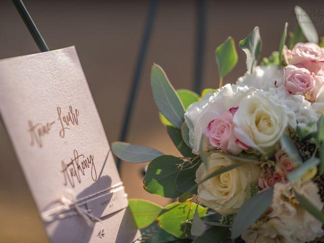Le mariage de Anthony et Anne-Laure à Chemazé, Mayenne 5