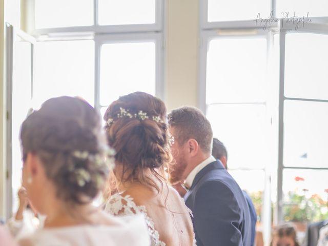 Le mariage de Anthony et Anne-Laure à Chemazé, Mayenne 7