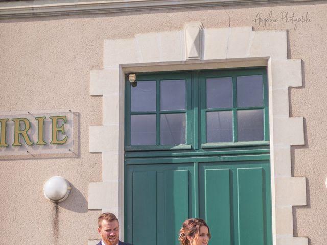 Le mariage de Anthony et Anne-Laure à Chemazé, Mayenne 9
