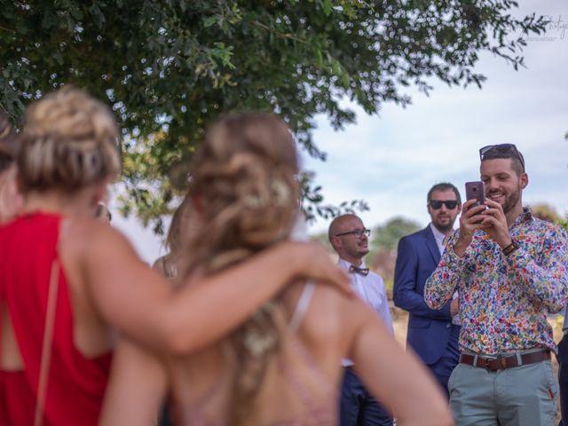 Le mariage de Anthony et Anne-Laure à Chemazé, Mayenne 22
