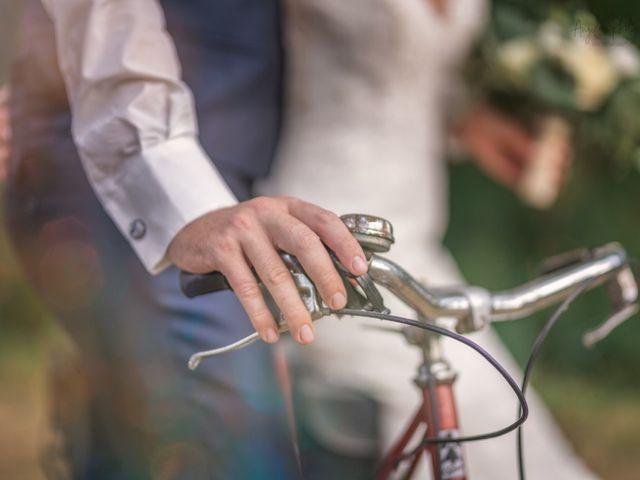 Le mariage de Anthony et Anne-Laure à Chemazé, Mayenne 30