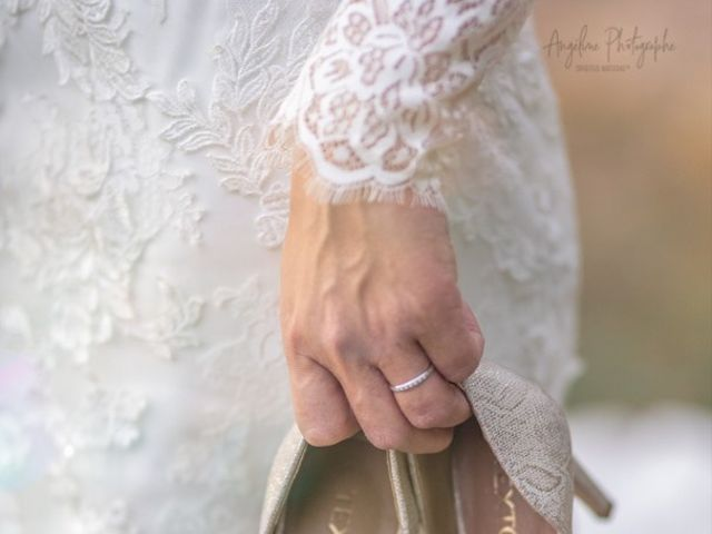 Le mariage de Anthony et Anne-Laure à Chemazé, Mayenne 36