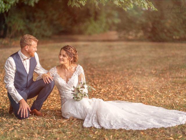 Le mariage de Anthony et Anne-Laure à Chemazé, Mayenne 38