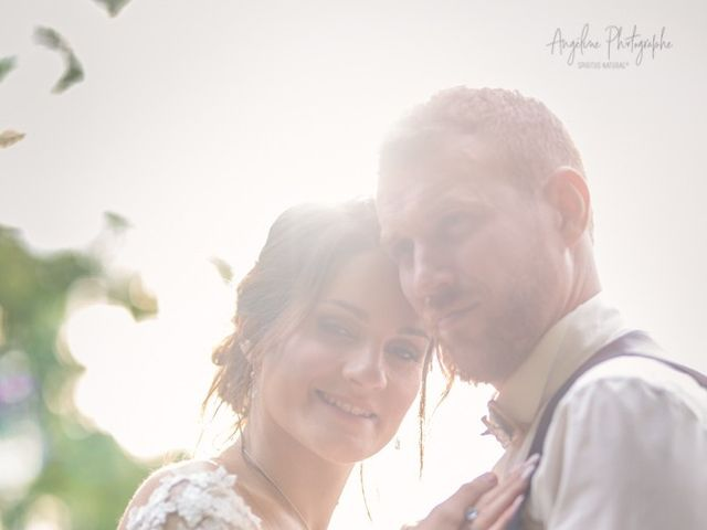 Le mariage de Anthony et Anne-Laure à Chemazé, Mayenne 41