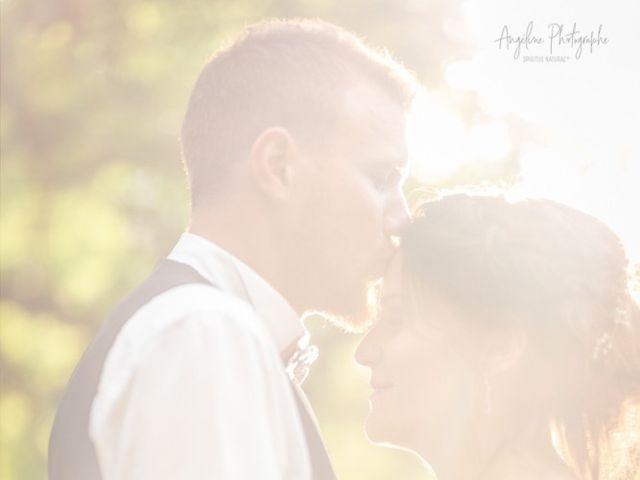 Le mariage de Anthony et Anne-Laure à Chemazé, Mayenne 43