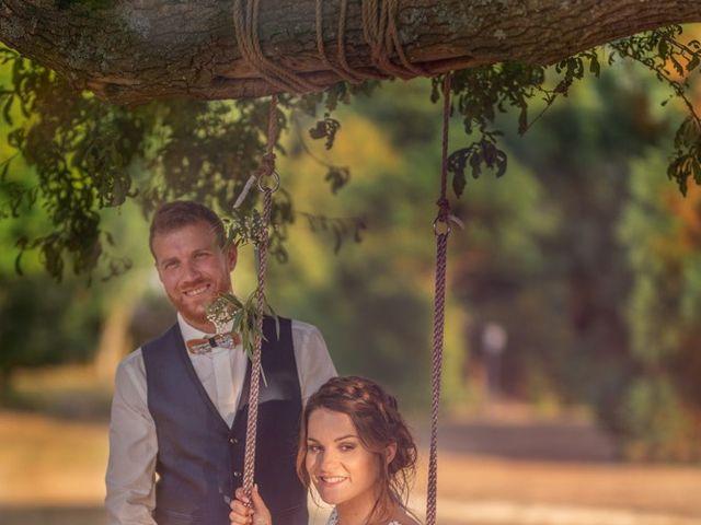 Le mariage de Anthony et Anne-Laure à Chemazé, Mayenne 45