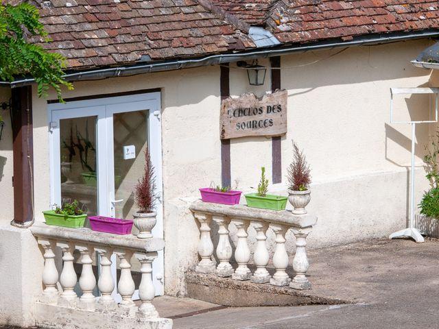 Le mariage de Camille et Bérénice à Laigné-en-Belin, Sarthe 3