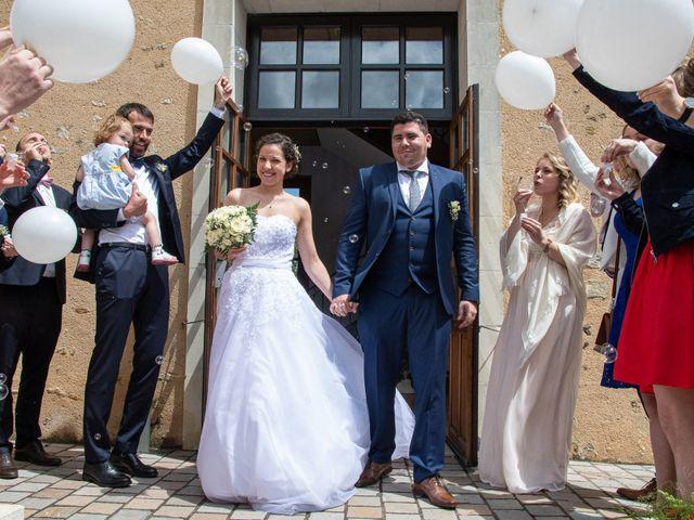Le mariage de Camille et Bérénice à Laigné-en-Belin, Sarthe 6
