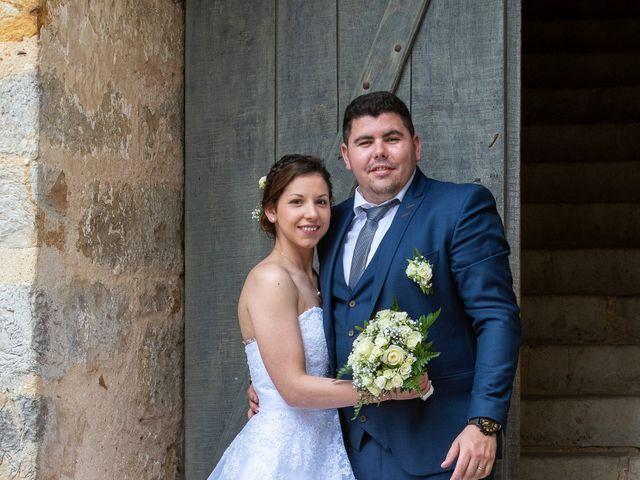 Le mariage de Camille et Bérénice à Laigné-en-Belin, Sarthe 15