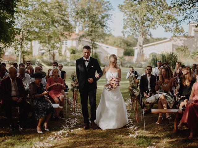 Le mariage de Frédéric et Sophie à Saint-Germain-d'Esteuil, Gironde 7