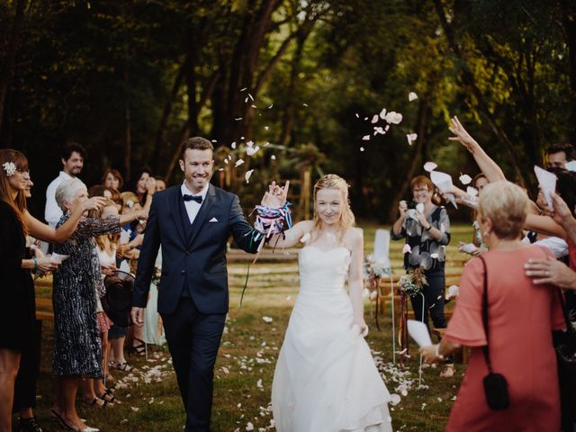 Le mariage de Sophie et Frédéric