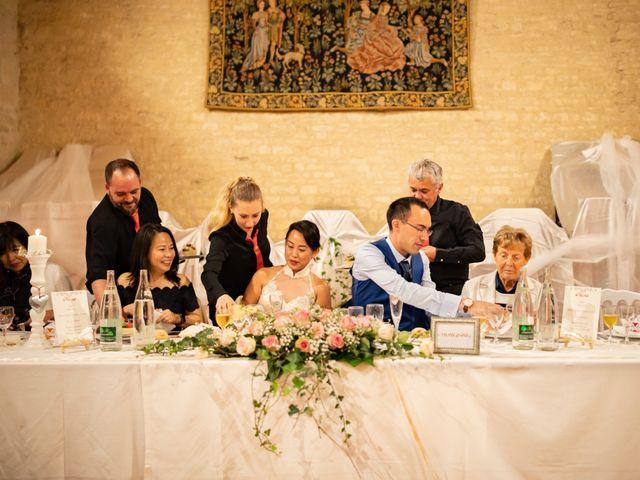 Le mariage de Alexandre et Linda à Ouistreham, Calvados 9