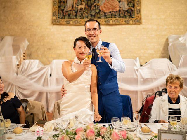 Le mariage de Alexandre et Linda à Ouistreham, Calvados 15