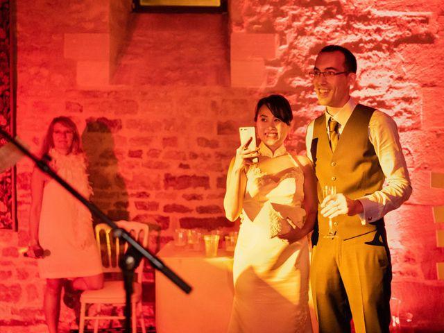 Le mariage de Alexandre et Linda à Ouistreham, Calvados 38