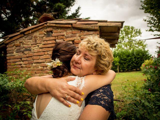 Le mariage de Joris et Marie à Saint-Clar-de-Rivière, Haute-Garonne 10