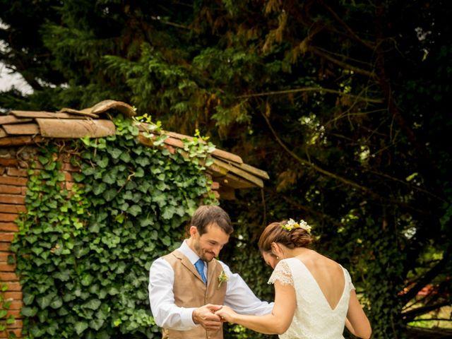 Le mariage de Joris et Marie à Saint-Clar-de-Rivière, Haute-Garonne 11