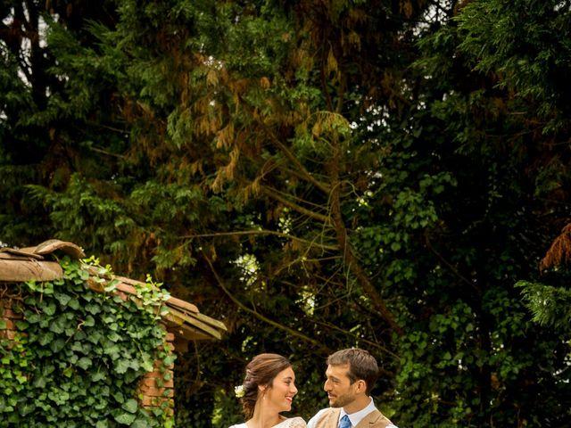 Le mariage de Joris et Marie à Saint-Clar-de-Rivière, Haute-Garonne 12
