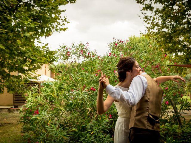 Le mariage de Joris et Marie à Saint-Clar-de-Rivière, Haute-Garonne 13
