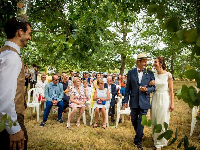Le mariage de Joris et Marie à Saint-Clar-de-Rivière, Haute-Garonne 23