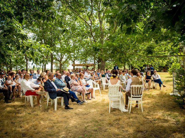 Le mariage de Joris et Marie à Saint-Clar-de-Rivière, Haute-Garonne 26