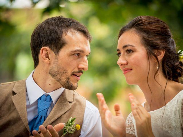 Le mariage de Joris et Marie à Saint-Clar-de-Rivière, Haute-Garonne 28
