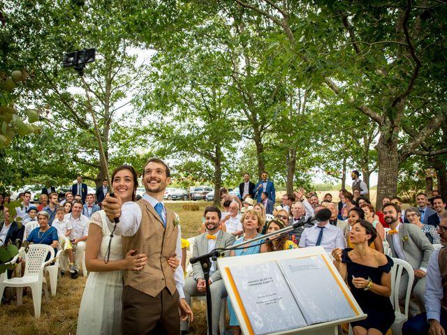 Le mariage de Joris et Marie à Saint-Clar-de-Rivière, Haute-Garonne 32