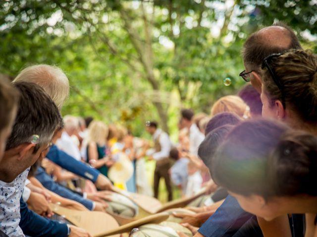 Le mariage de Joris et Marie à Saint-Clar-de-Rivière, Haute-Garonne 33