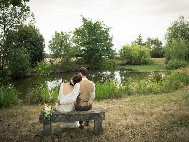 Le mariage de Joris et Marie à Saint-Clar-de-Rivière, Haute-Garonne 38