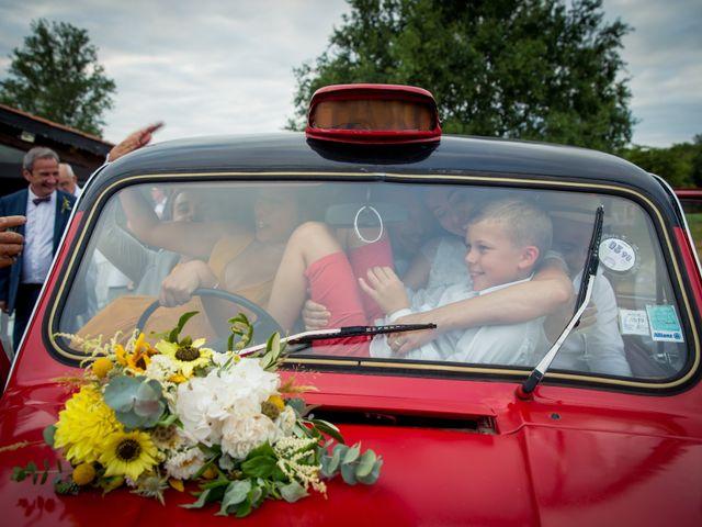 Le mariage de Joris et Marie à Saint-Clar-de-Rivière, Haute-Garonne 66