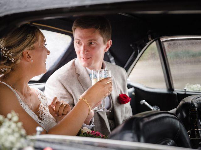 Le mariage de Karl et Julie à Lingolsheim, Bas Rhin 7