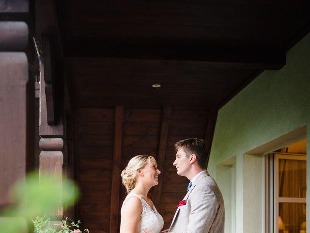 Le mariage de Karl et Julie à Lingolsheim, Bas Rhin 11