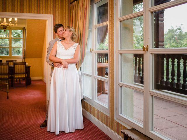 Le mariage de Karl et Julie à Lingolsheim, Bas Rhin 13