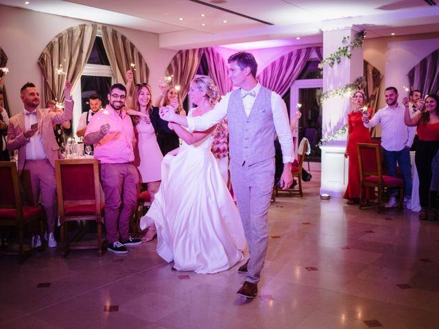 Le mariage de Karl et Julie à Lingolsheim, Bas Rhin 22